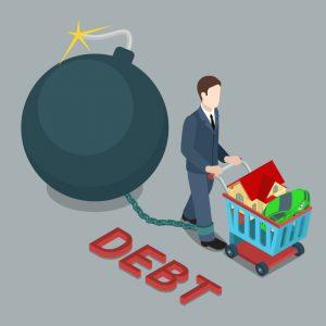 avoiding debt at all costs