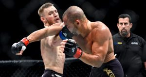 massive action from conor mcgregor