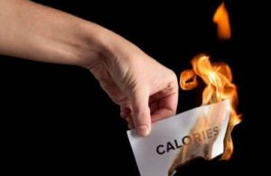 burn calories all day