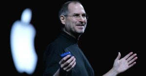Steve Jobs, long term vision