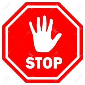 stop the bullshit
