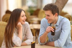 first date tips, date a girl with high interest