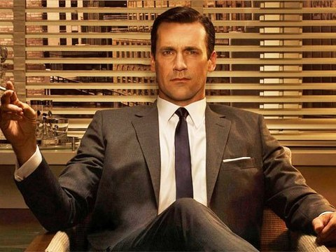 how to be an alpha male - don draper