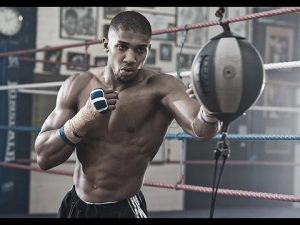 anthony joshua training - putting himself first