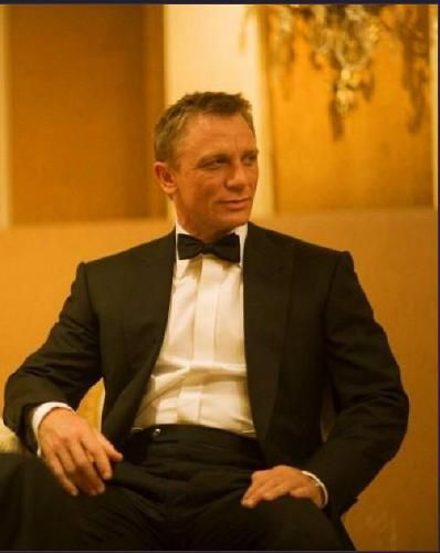 james bond - abundance mindset