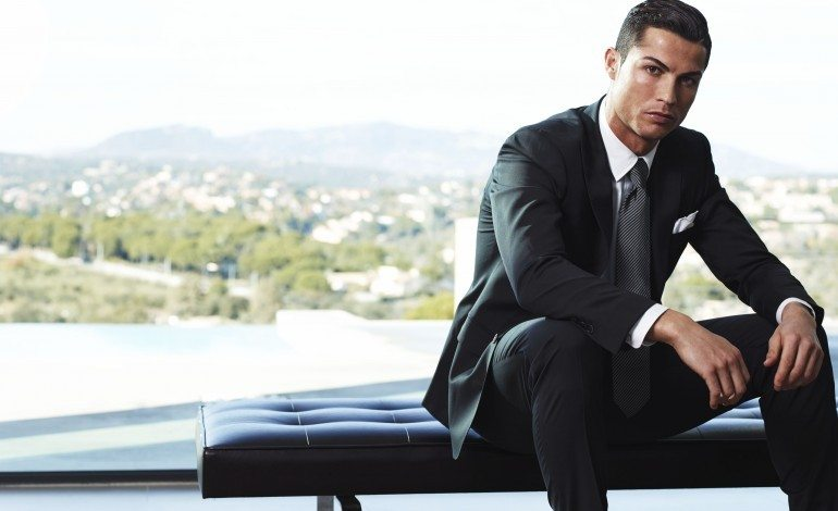 the alpha male traits - cristiano ronaldo