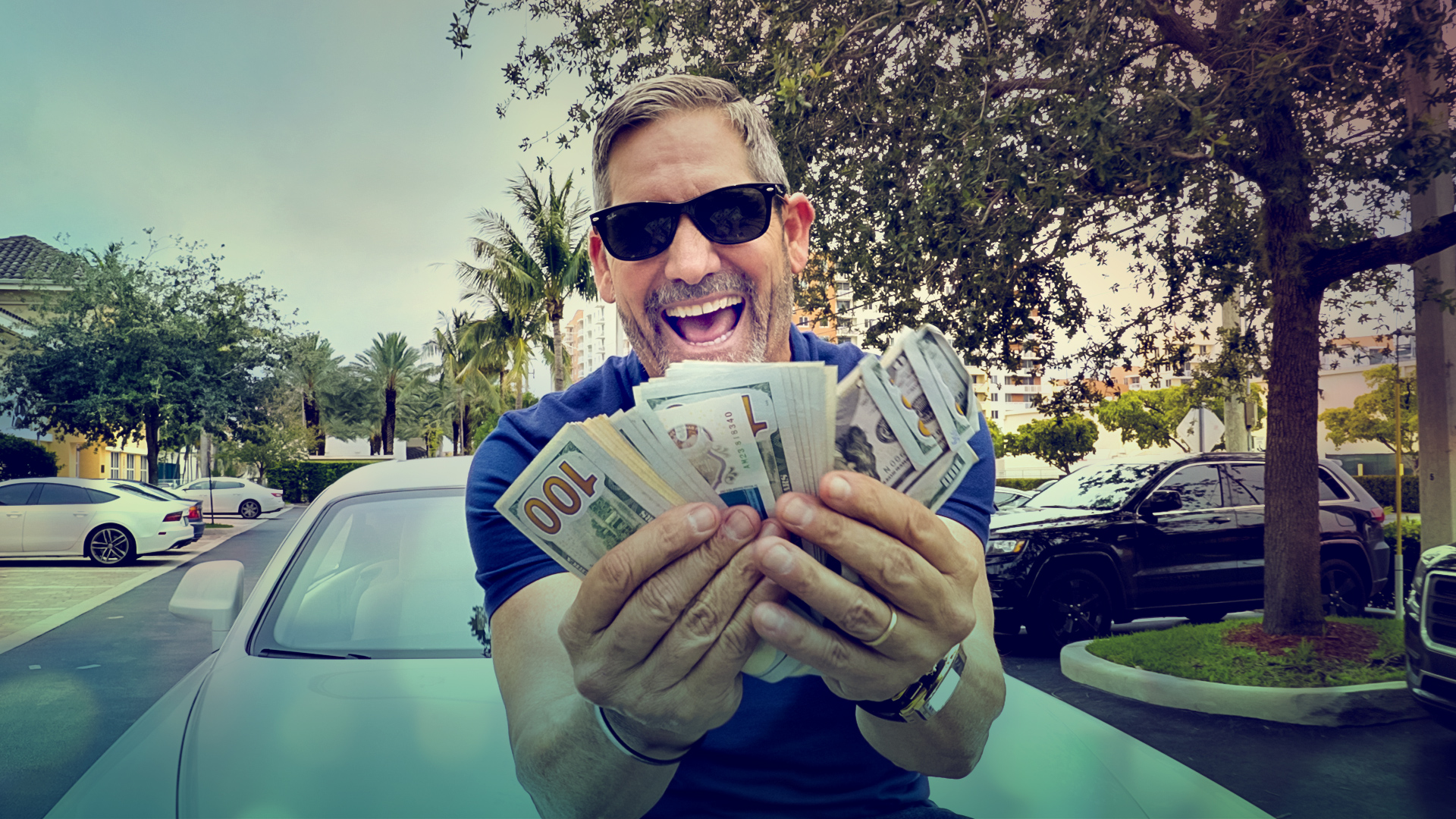 how to become a millionaire - grant cardone