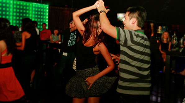 learn how to dance and meet hot women