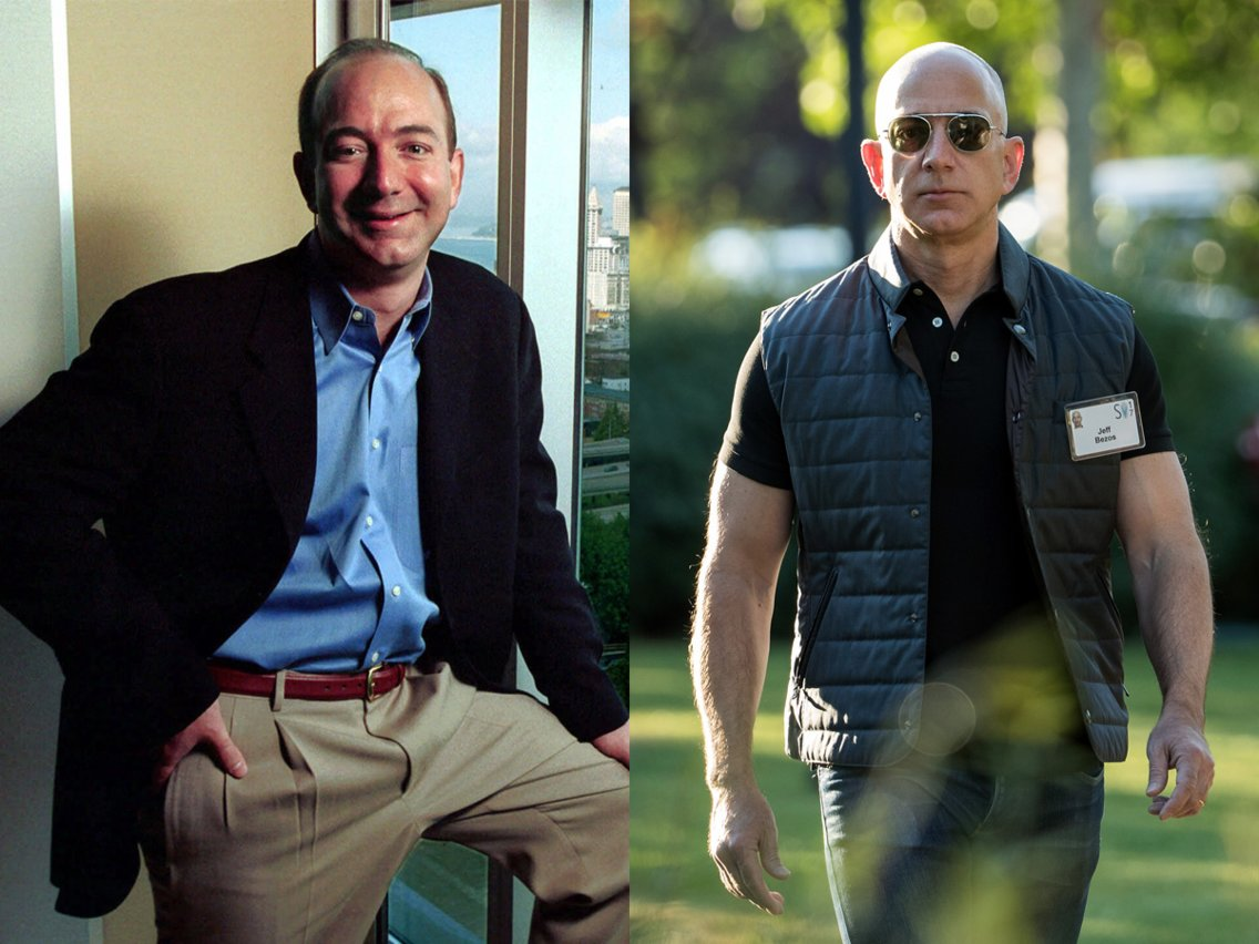 can money increase your smv? or make you beta bucks? jeff bezos