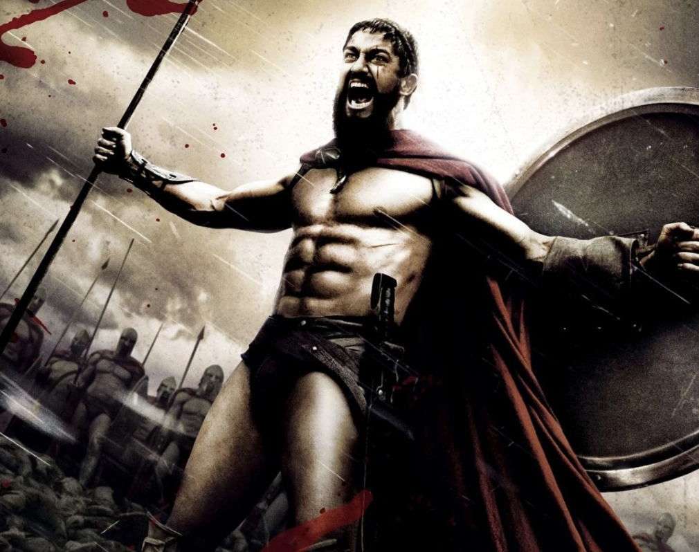 king leonidas - becoming a king