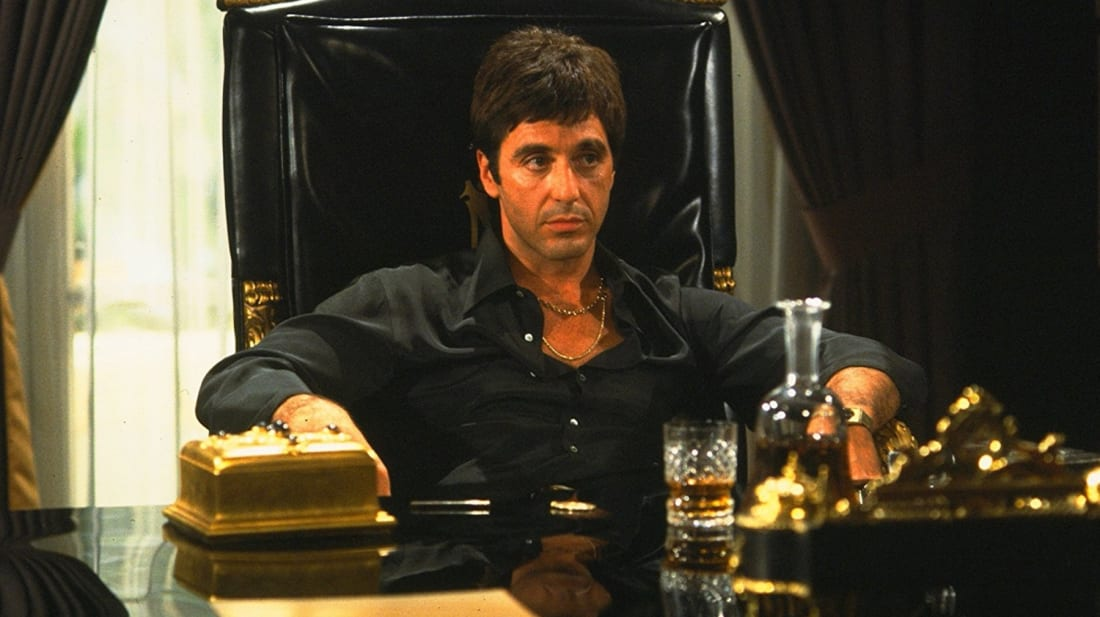 Get Respect By Becoming a Dangerous Man - scarface