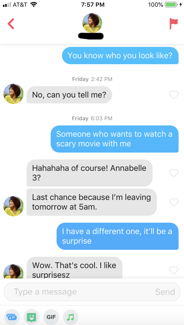 how to use tinder to get laid - openers
