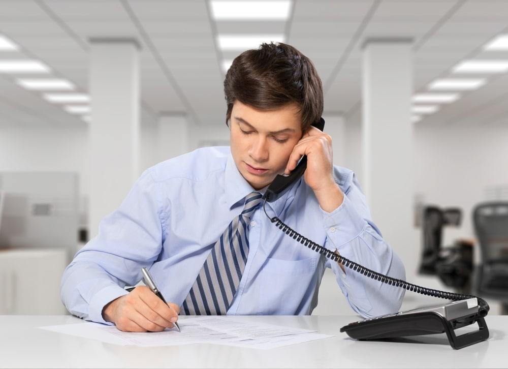 how to make a sales call