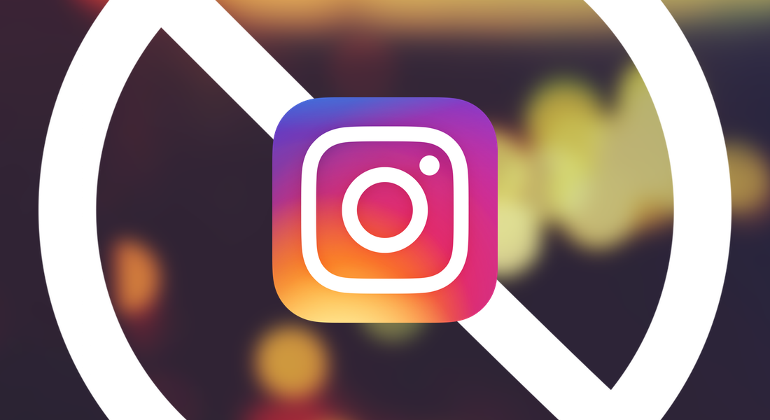Should I delete or block my ex girlfriend on Instagram?