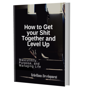 How to get your Shit Together, ebook cover