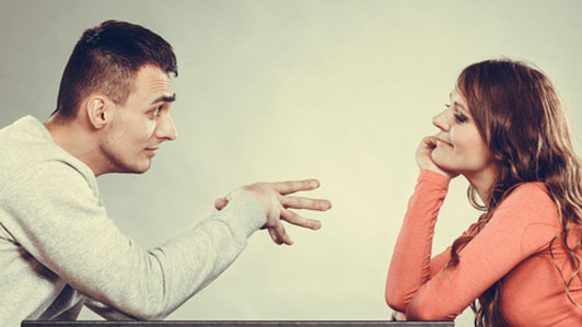 Setting terms for the relationship