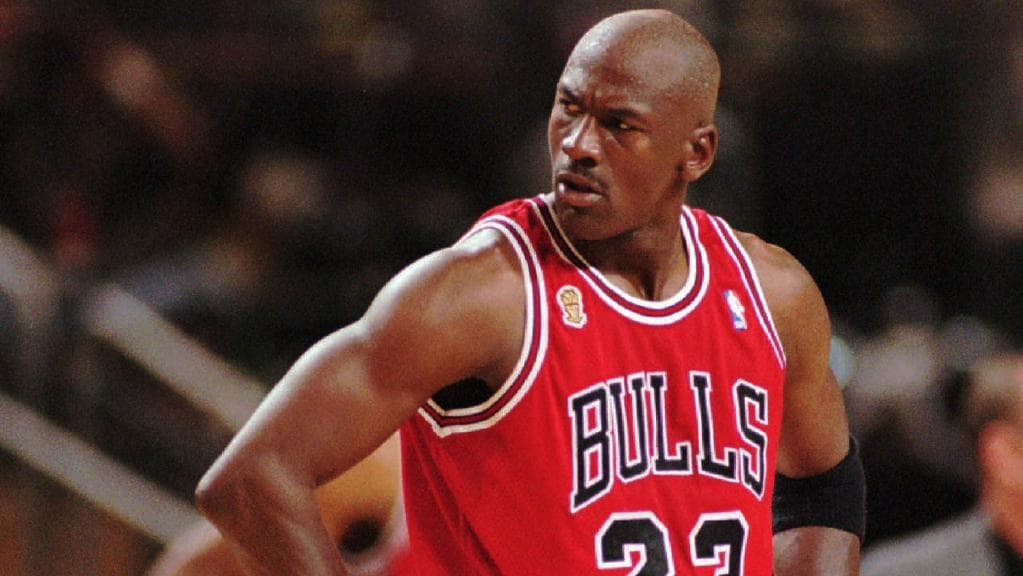 Fulfillment over Pleasure - michael jordan