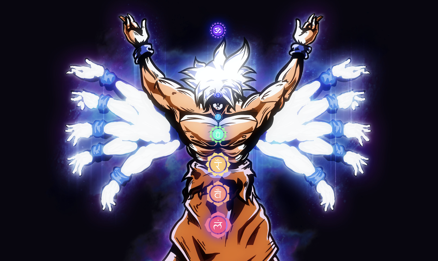 Semen Retention: Channel your Sexual Energy Throughout your Body - goku chakras