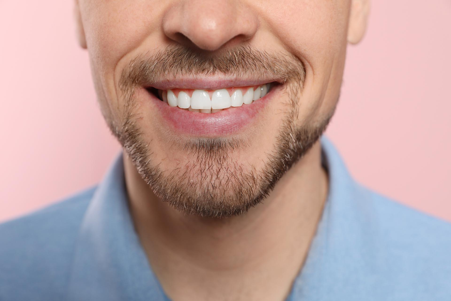 how to enhance your appearance as a man - teeth