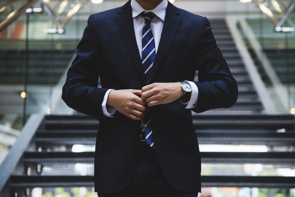 How to Level up FAST - business suit